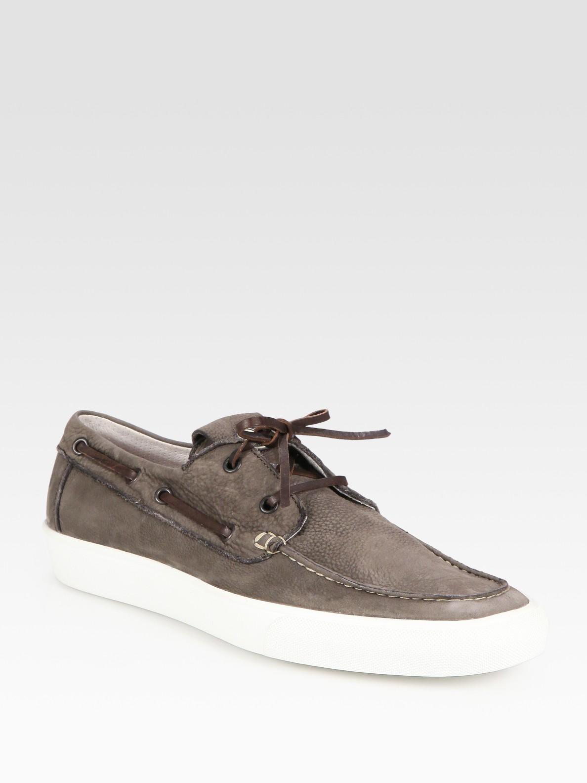 Saks Mens Boat Shoes