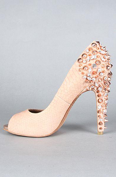 Sam Edelman The Lorissa Shoe in Spanish Rose Snake in Pink (rose