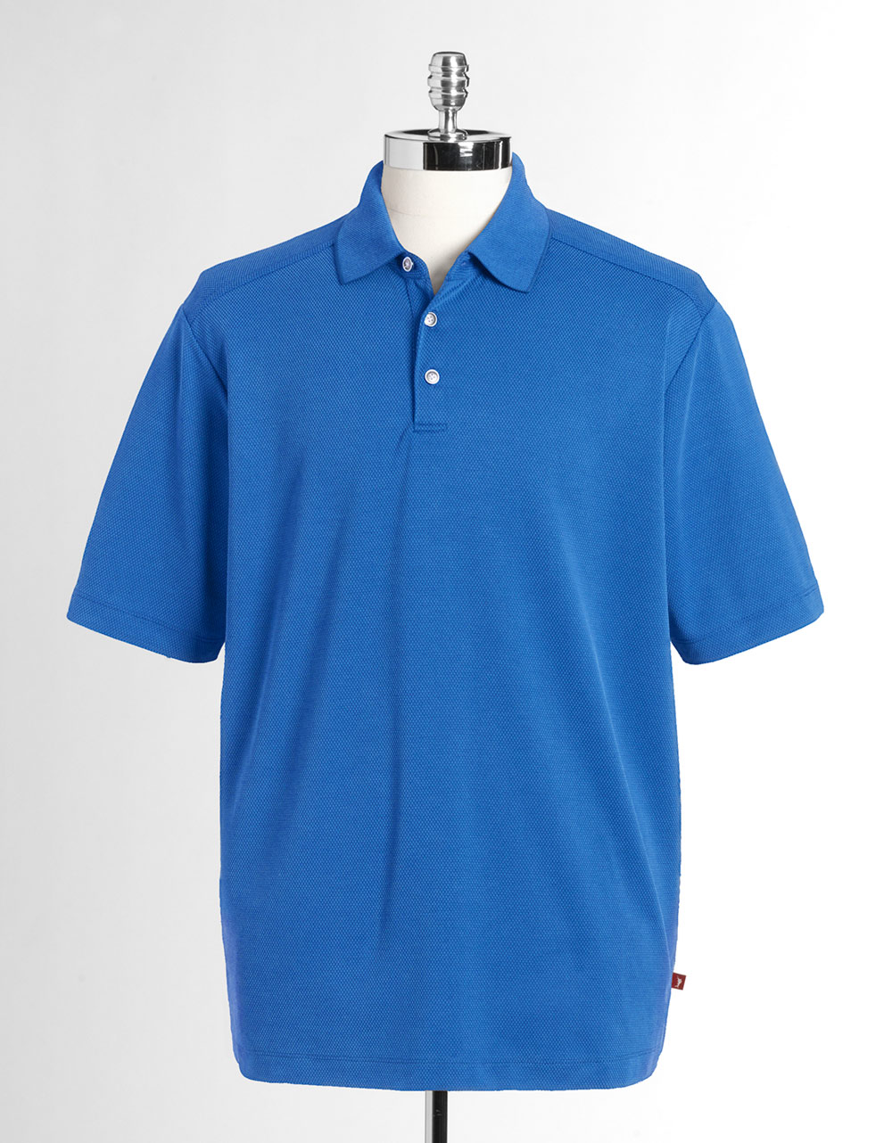 Tommy Bahama Short Sleeve Polo Shirt In Blue For Men Jet