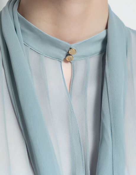 Zara Pleated Blouse 50