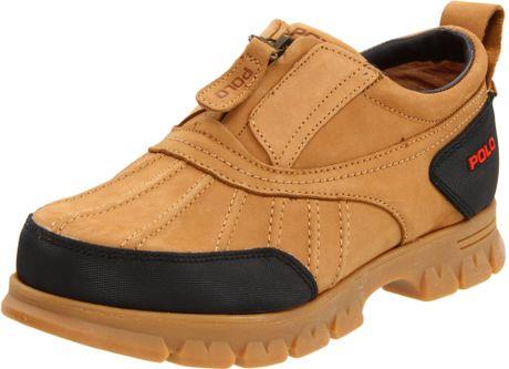Polo Ralph Lauren Mens Kewzip Ii Hiking Boot In Brown For