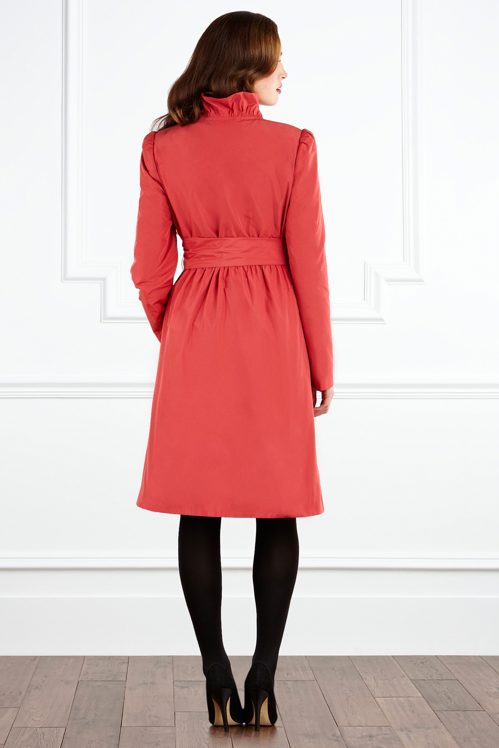 Coast Daina Trench Coat in Red   Lyst