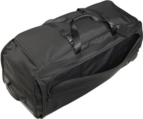 Tumi Extra Large Wheeled Duffel Bag In Black For Men Lyst
