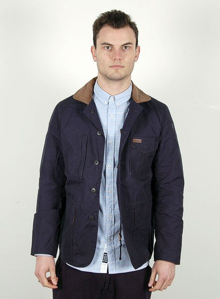 Penfield Beechdale Jacket Navy in Blue for Men (navy)