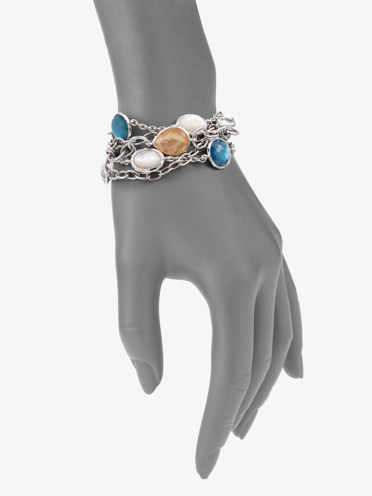 Lagos Mother Of Pearl Bracelet