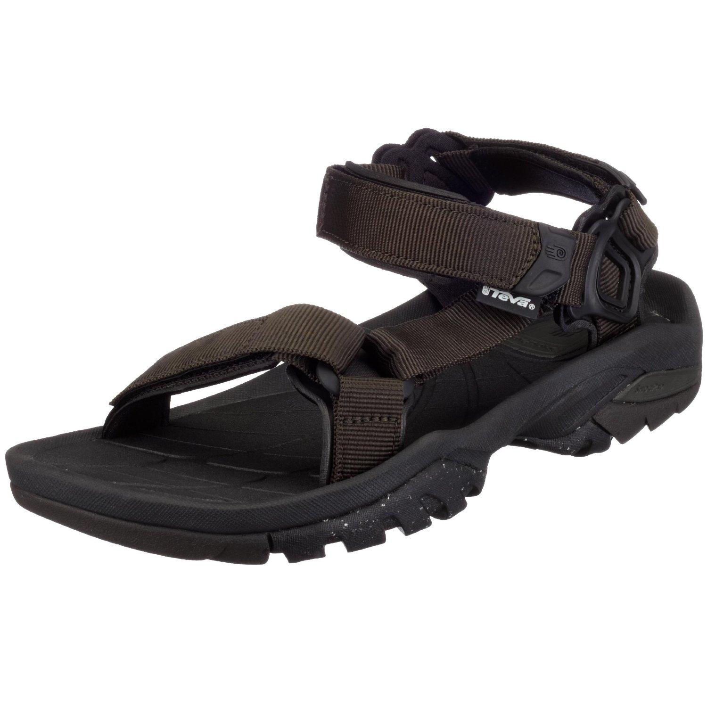 Teva Mens Terra Fi 3 Sandal In Black For Men Lyst