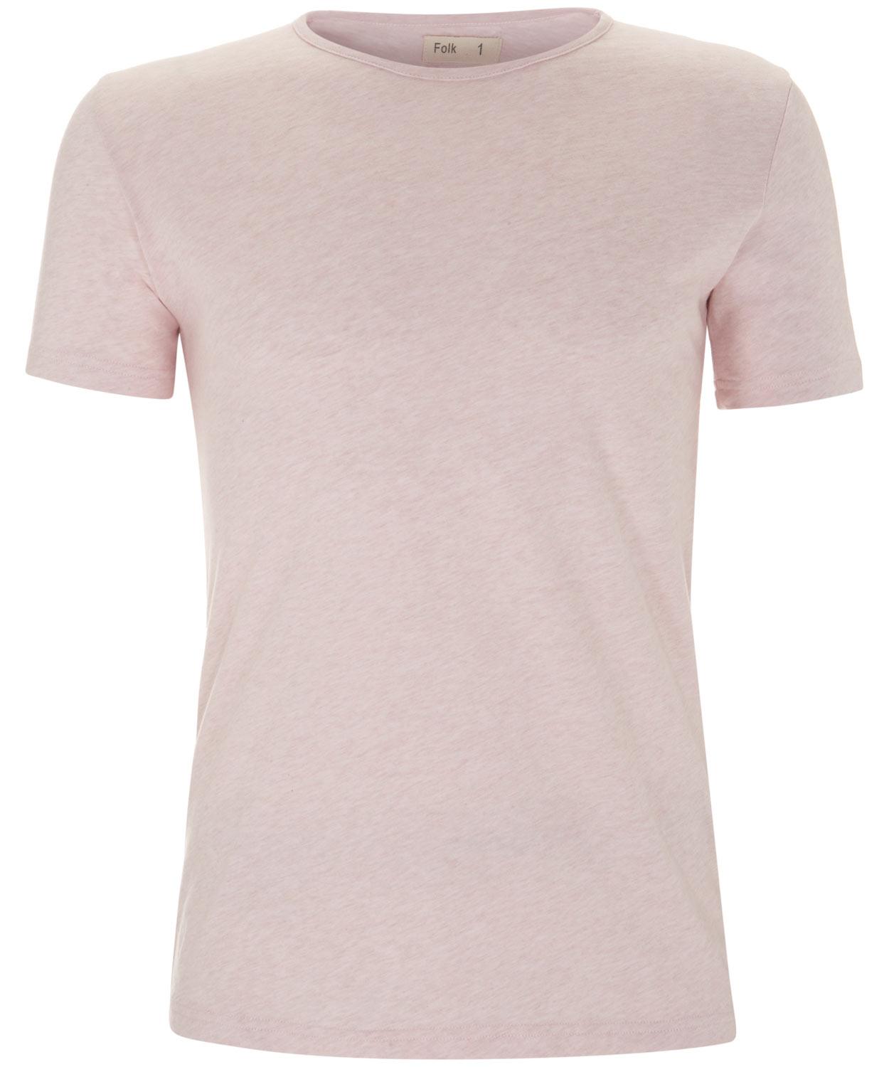 Folk Dusty Pink Cotton T-shirt in Pink for Men | Lyst