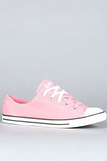 Converse The Chuck Taylor All Star Dainty Sneaker in Pink - Lyst
