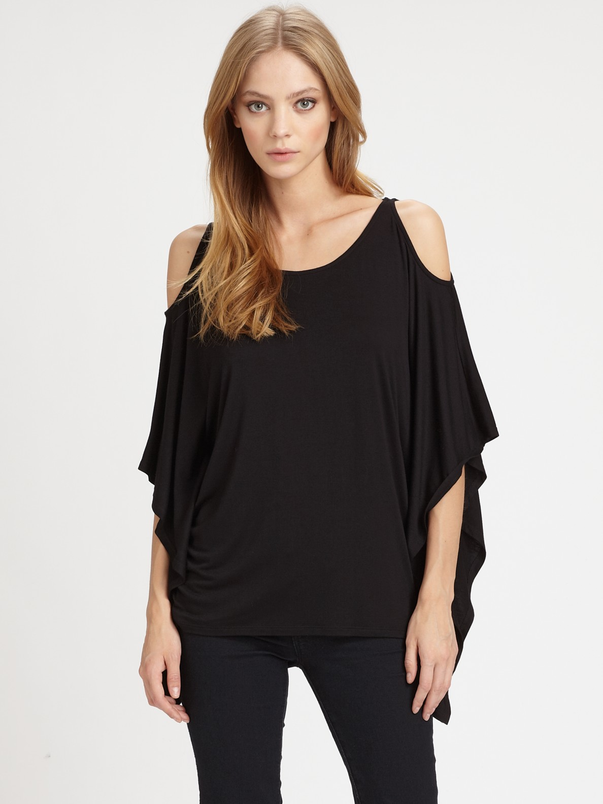 Shop open shoulder top from Chloé, Fendi, Gucci and from palmmetrf1.ga, Italist, Saks Fifth Avenue and many more. Find thousands of new high fashion items in one place.