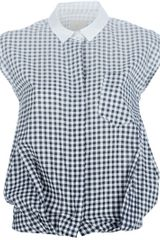 Boy by Band Of Outsiders Gingham Blouse