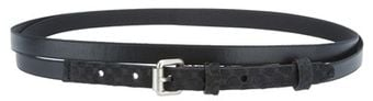 Acne Sioux Belt - Lyst