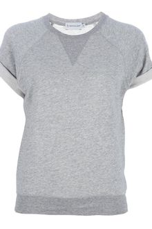 Moncler Short Sleeve Sweater - Lyst