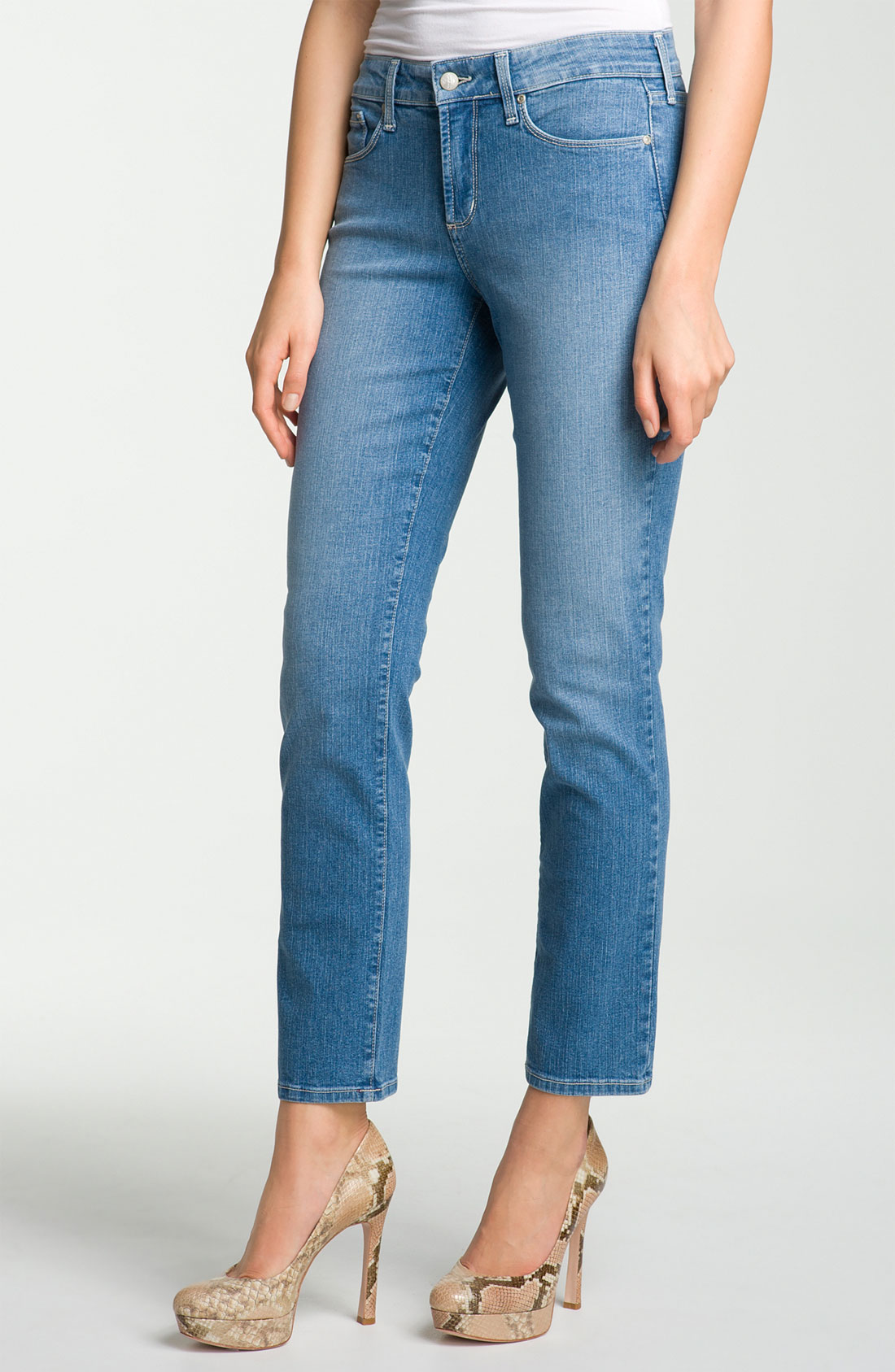 not your daughter 39 s jeans sheri skinny stretch jeans in. Black Bedroom Furniture Sets. Home Design Ideas
