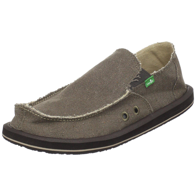 sanuk vagabond sandal shoe in brown for lyst