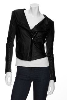 Veda Dali Leather Jacket - Lyst