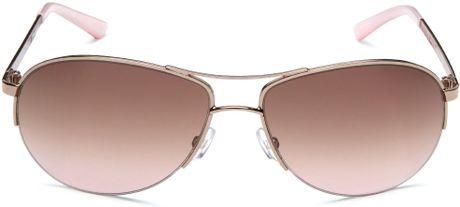 Juicy Couture Womens Whimsy Aviator Sunglasses in Pink ...