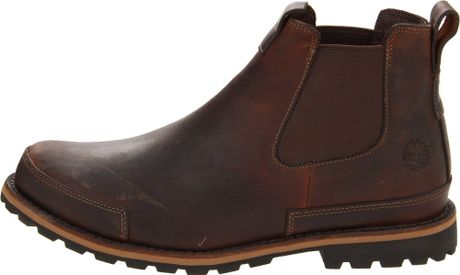 Timberlands Mens Earthkeepers Men Red Brown Timberland