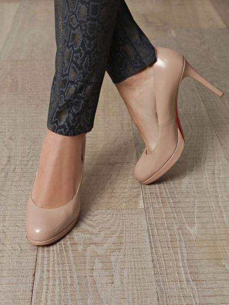louboutin shoes fake - Authentic Christian Louboutin New Simple Pump 100 mm Shoes Size 37 ...