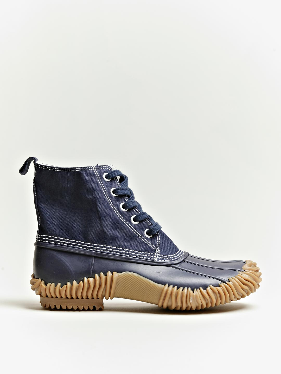 Lyst Junya Watanabe Duck Boots In Blue For Men