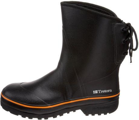 Tretorn Sub Rubber Boot In Black For Men Lyst
