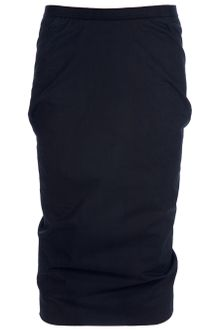 Rick Owens Pencil Skirt - Lyst