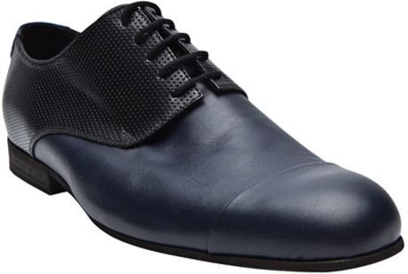 Rachel Comey Garvey Derby Shoe in Blue for Men (navy) - Lyst