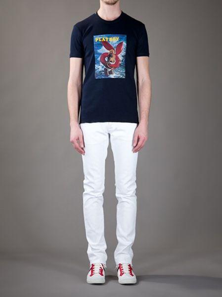 Playboy Mens T Shirt