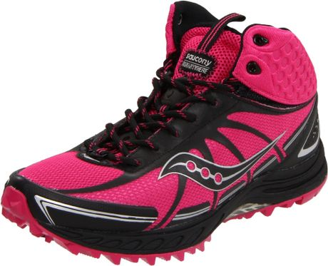 Saucony Men S Progrid Outlaw Trail Running Shoe