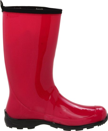 Innovative Kamik Lancaster Insulated Rain Boot  Womens  EBay