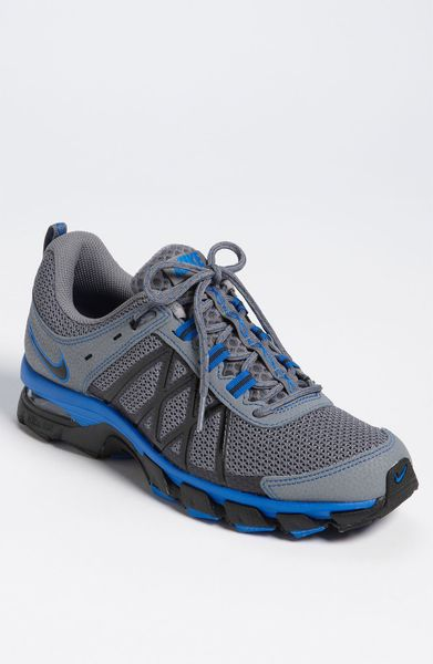 Nike Air Trail Ridge 2 Trail Shoe in Blue for Men (cool grey/ black/ blue)