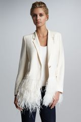 Elizabeth And James James Featherhem Blazer