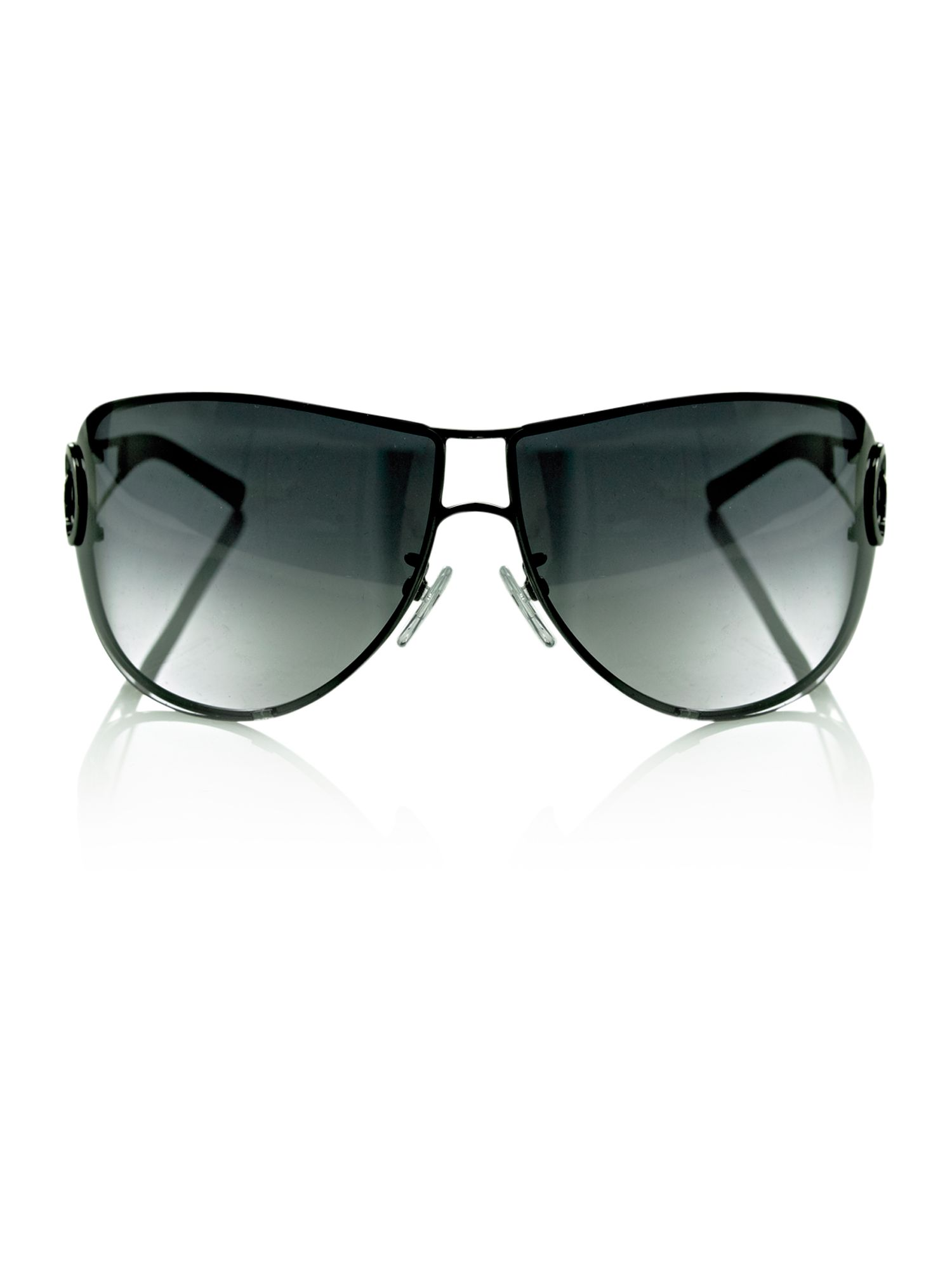 Gold Frame Police Sunglasses : Police Police Sunglasses in Black for Men Lyst