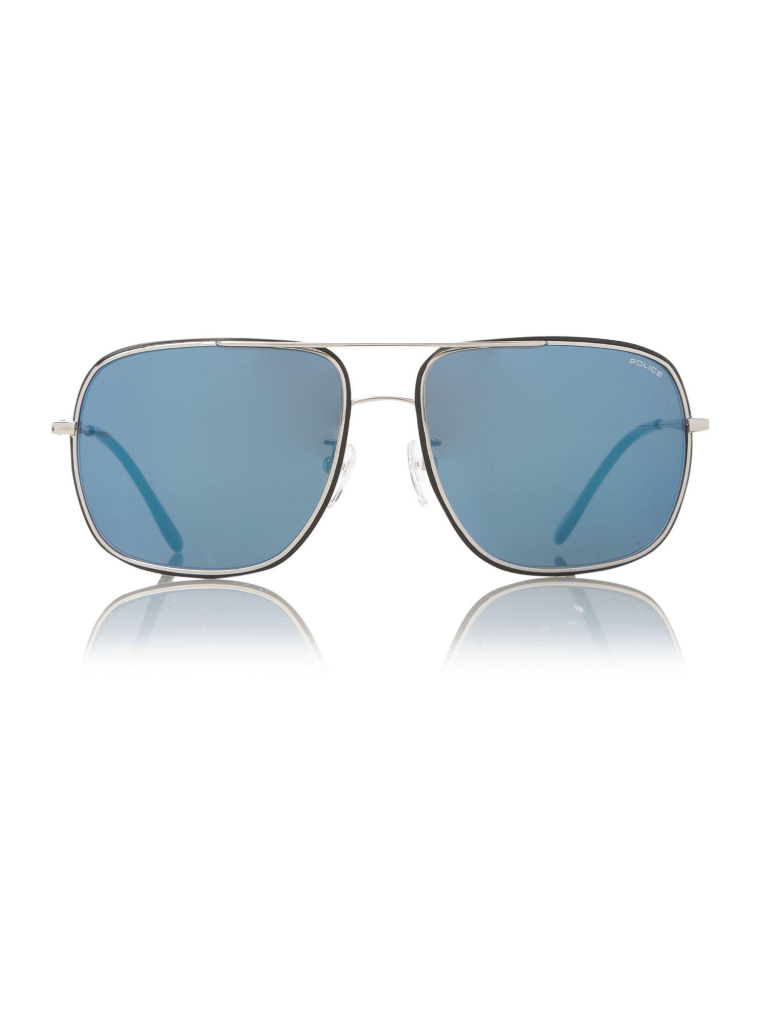ray ban aviator 3025 azul degrade