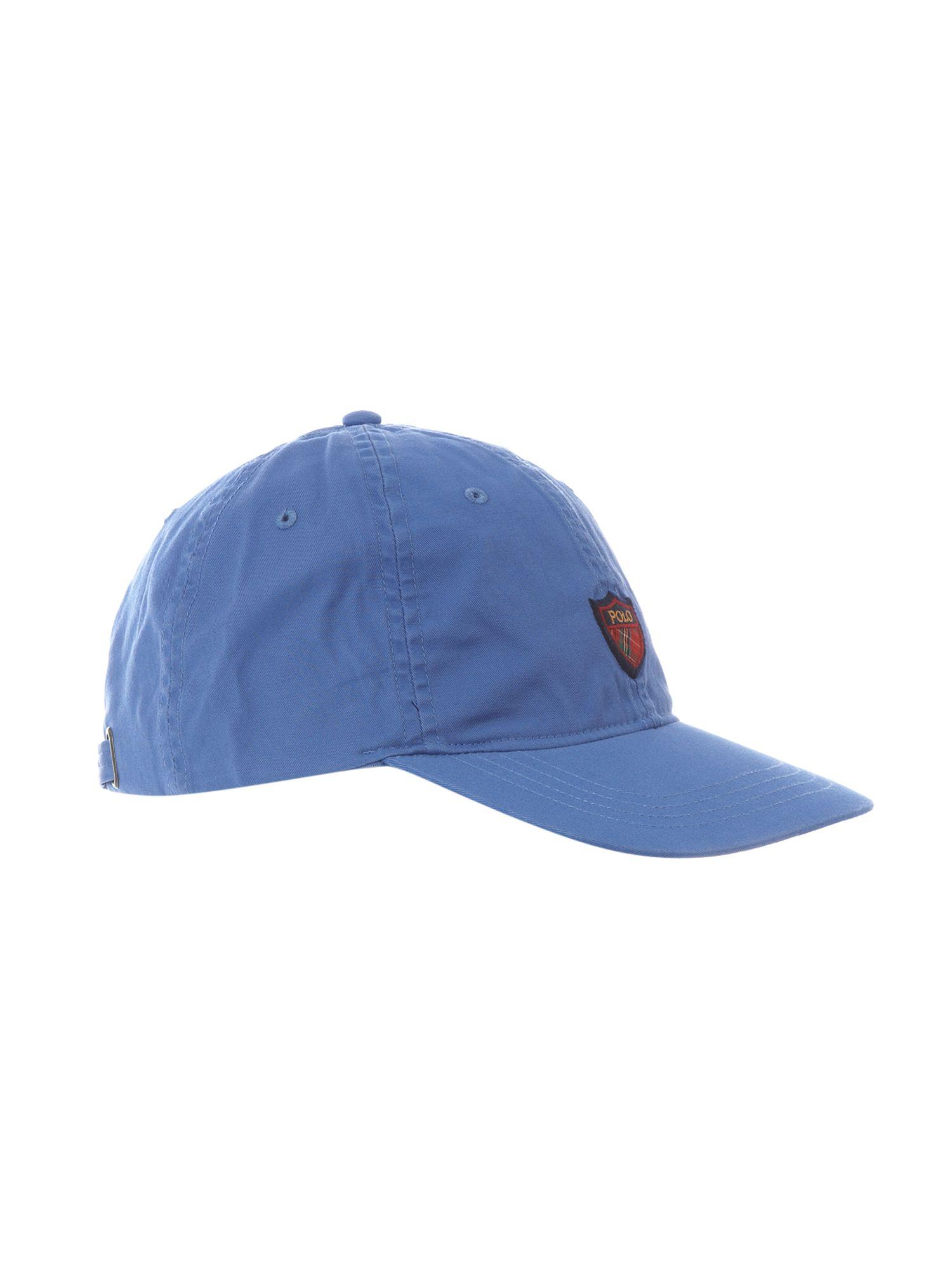 ralph lauren golf badge cap in blue for men lyst. Black Bedroom Furniture Sets. Home Design Ideas