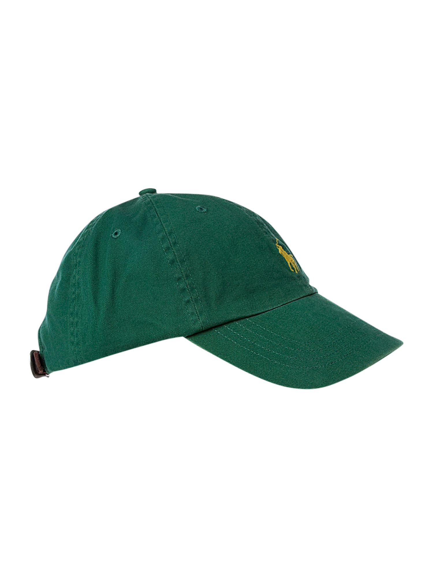 polo ralph baseball cap in green for lyst