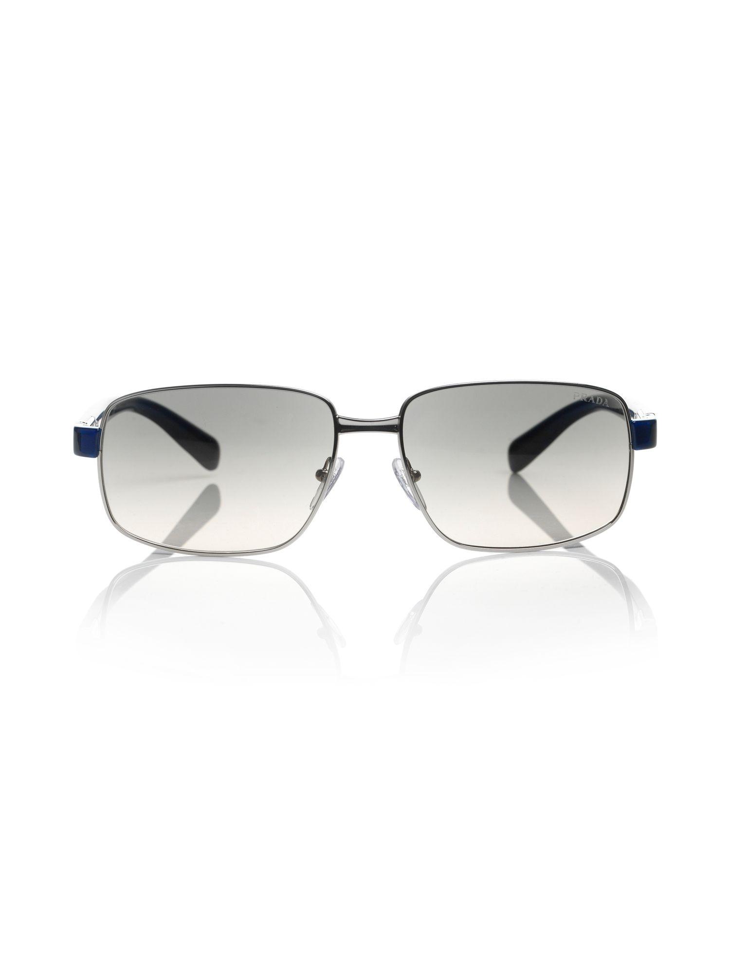 300d25cb7e7 Mens Prada Sunglasses White Frame - Bitterroot Public Library