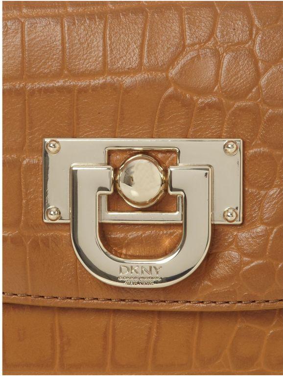 Dkny Patent Croco Crossbody Bag 71