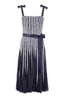 Jacques Vert Monique Spot Prom Dress - Lyst