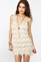 Nasty Gal Camilla Fringe Dress