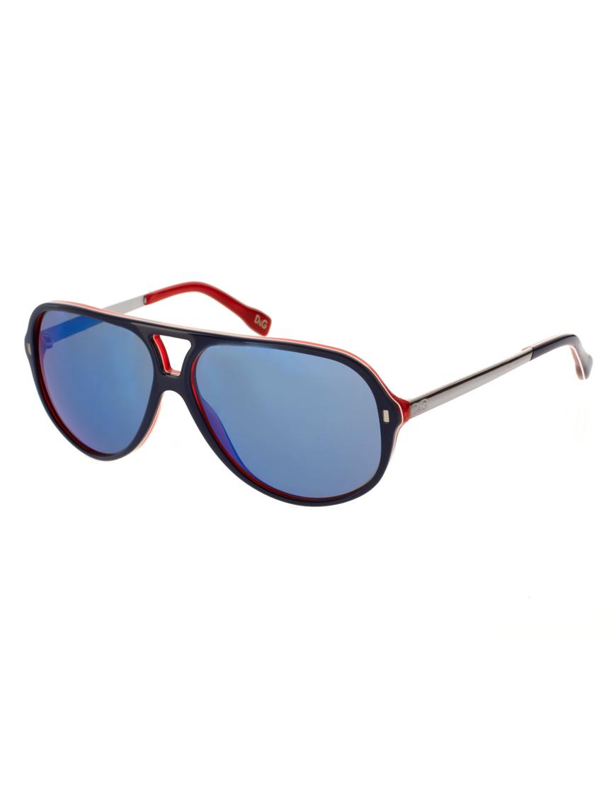 5ff217d84c94 Dolce Gabbana Aviator Sunglasses Womens