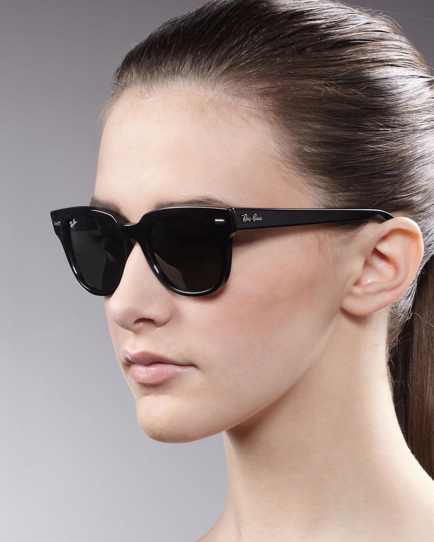 ef4849aba1 Lyst - Ray-Ban Icons Wayfarer Sunglasses in Black