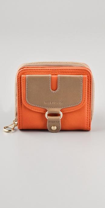 See By Chloe Pansy Small Flap Shoulder Bag 14