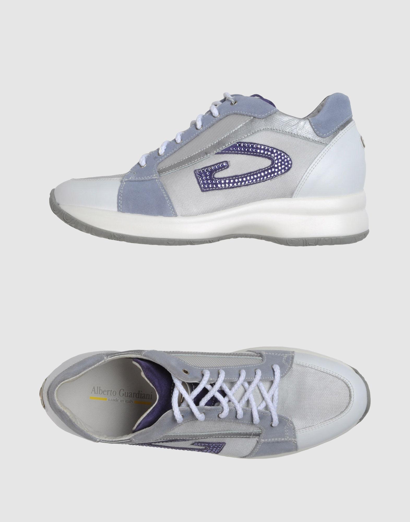 7cc8d1214f08 Sneakers Alberto Guardiani in vendita online su. Sneakers bambino alberto  guardiani. materiale: nabuk. fondo: gomma - Colore : Grigio - Scarpe ...