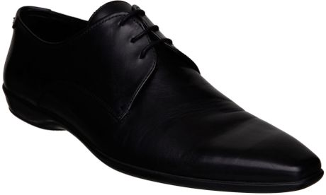Hugo Boss Allyn Laceup Shoes in Black for Men