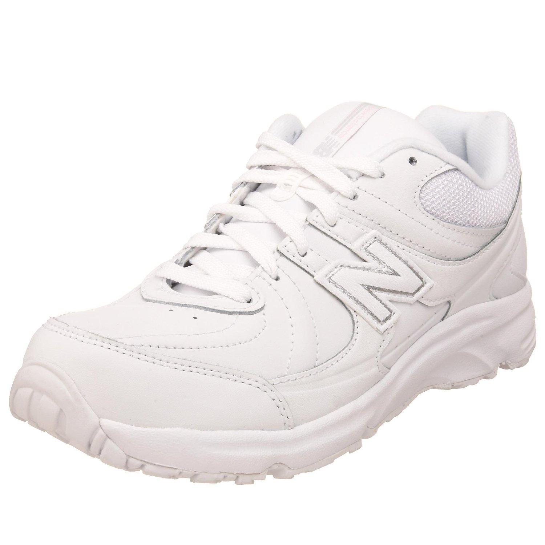 new balance new balance womens ww410 walking shoe in white