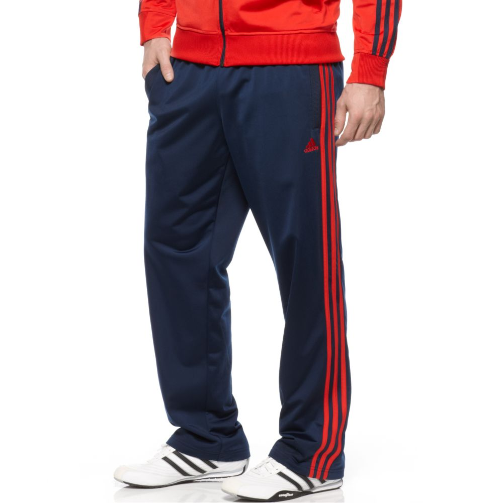 Lyst Adidas Grande E Gli Grosso Tricot Pantaloncini Blu Per Gli E Uomini. c409b2