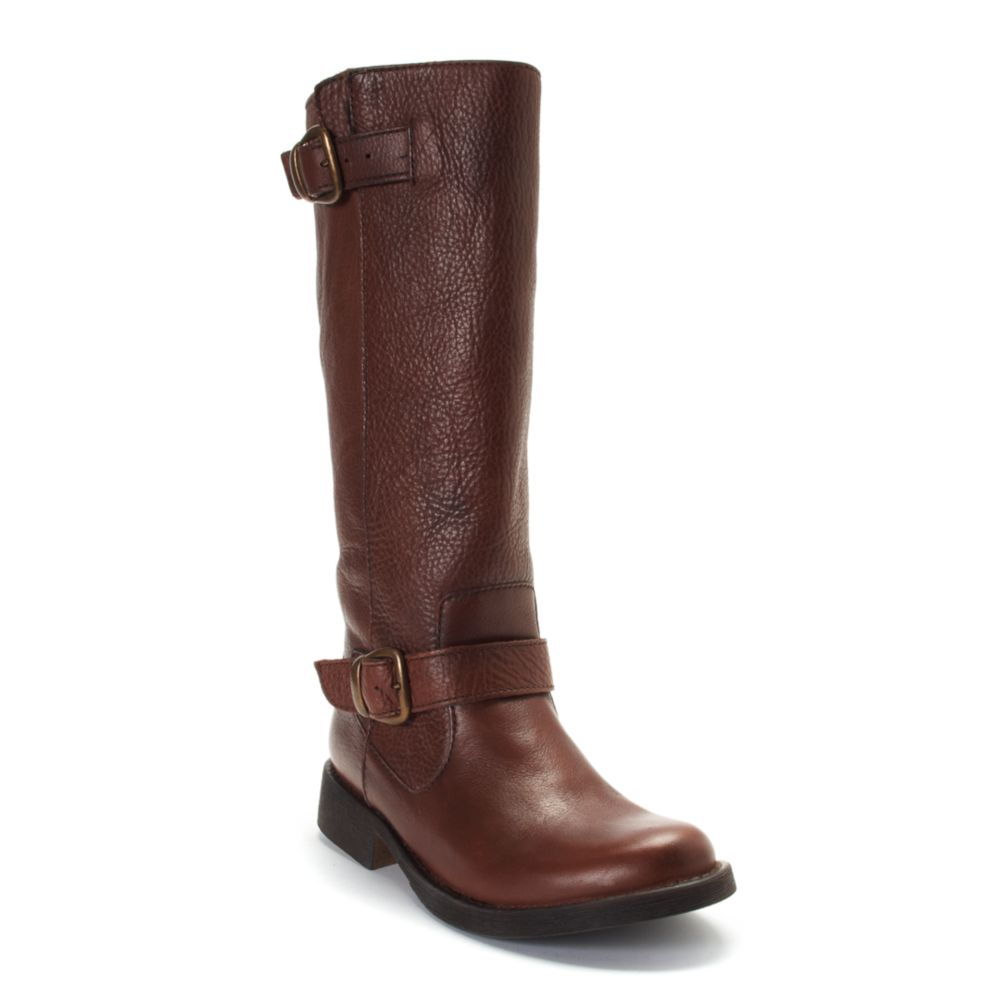steve madden frenchh boots in brown lyst