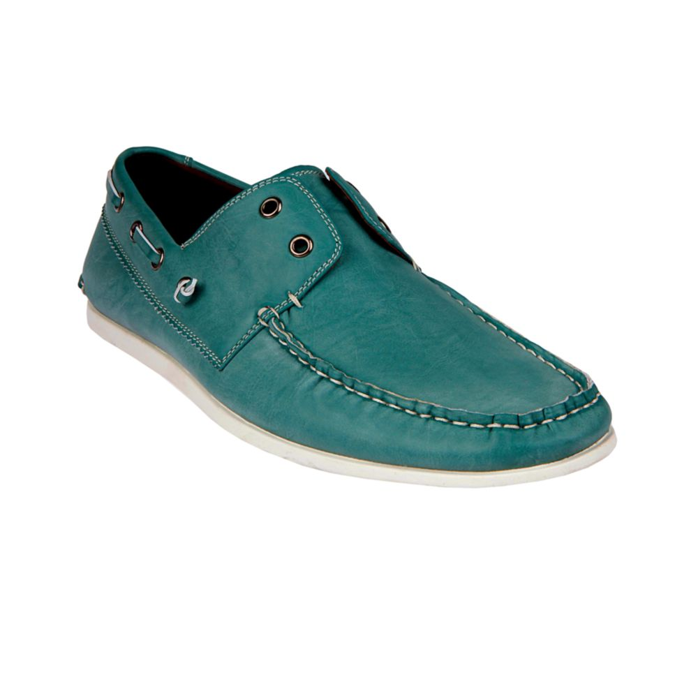 Laceless Boat Shoes Mens
