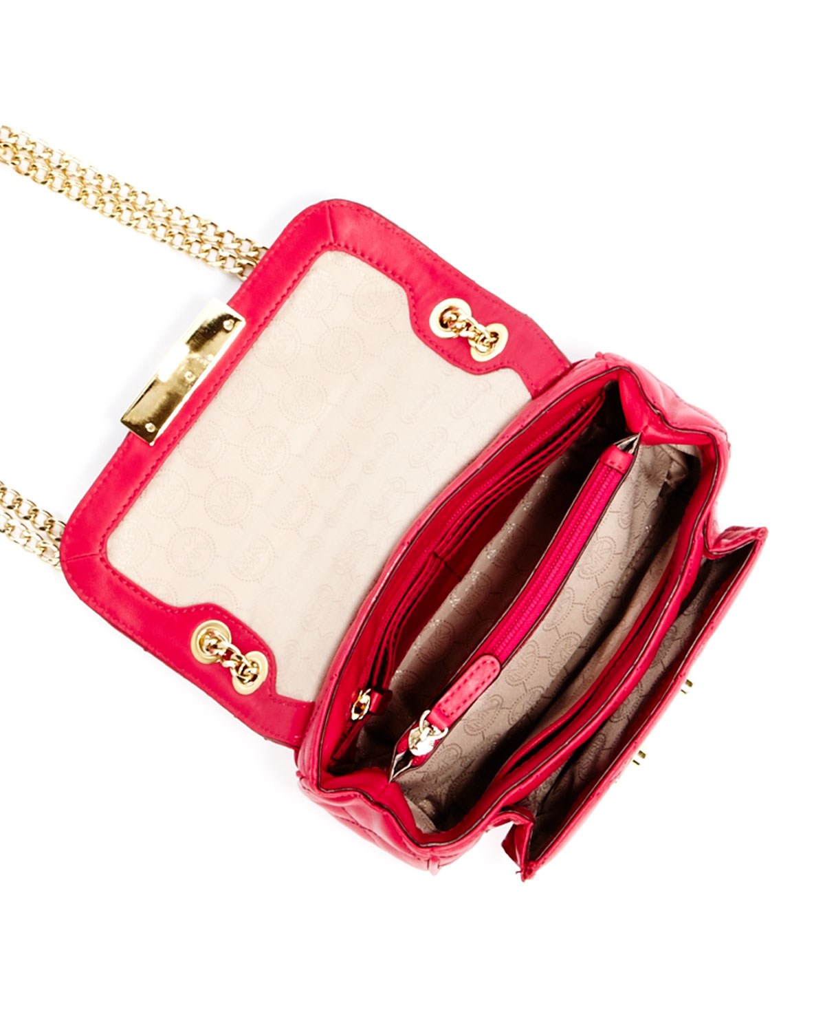 3079d4ff5d Michael Kors Red Quilted Purse - Best Purse Image Ccdbb.Org