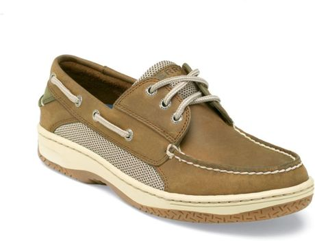 Sperry Top-sider Billfish 3 Eye Boat Shoes in Brown for Men (dark tan